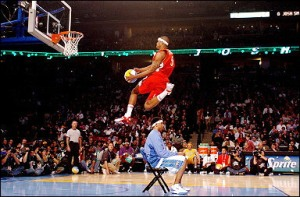 Josh Smith - Atlanta Hawks - Slam Dunk Champion (c) afp