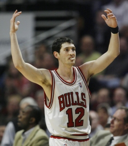 Kirk Hinrich - Chicago Bulls (c) blog. oregonlive.com