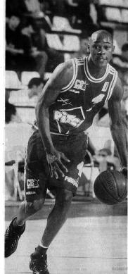 Skeeter Henry - Cholet Basket (c) cholet-basket.com