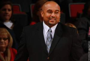 Bubba Wells en tant qu'assistant coach (c) Brittney Sparn, APSU Sports Information