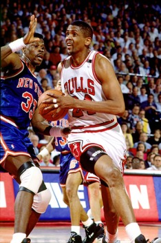 Bill Cartwright @ NBAE/Getty Images
