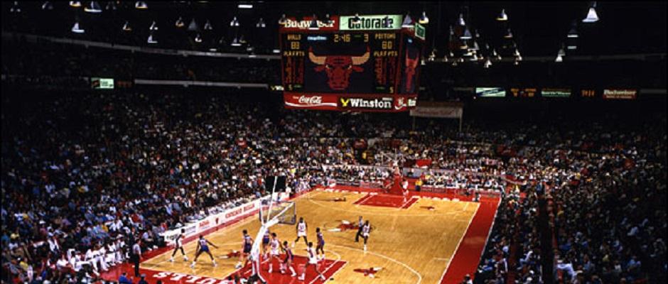 Chicago Stadium –Bulls