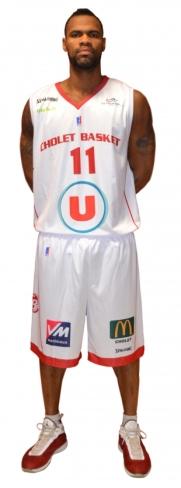 Claude Marquis - Cholet Basket (c) cholet-basket.com