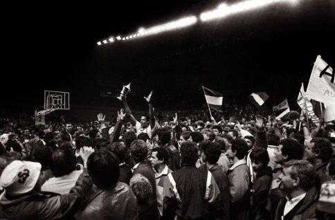 Coupe des vainqueurs de Coupe en 1988 (c) Le Populaire du Centre
