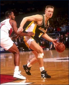Detlef Schrempf - Indiana Pacers (c) Pacers photos