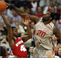 Greg Oden - Ohio State (c) Terry Gilliam - AP