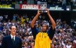 Jalen Rose, MIP avec les Indiana Pacers (1999-2000)