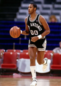 Johnny Moore - San Antonio Spurs (c) DR