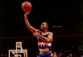 Michael Adams - Denver Nuggets (c) nba.com