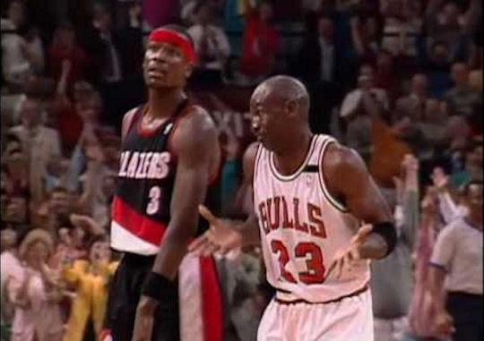 MJ The Strught @ NBAE
