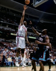 Michael Olowokandi - 1999 clippers