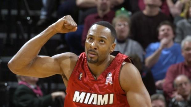 Alonzo Mourning - Miami Heat (c) Getty