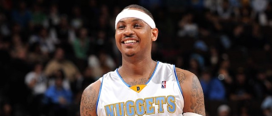 Carmelo Anthony – Denver Nuggets 2009