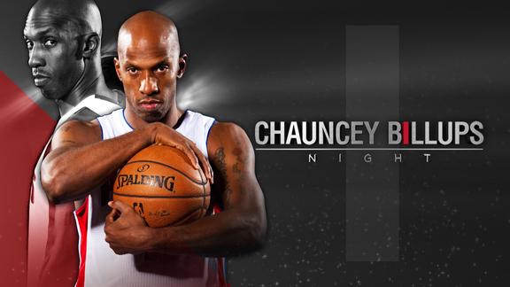Chauncey Billups hommage (c) nba.com