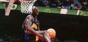 Jason Richardson lors du concours de dunk 2003 (c) DR