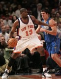 Jerome James - New York Knicks