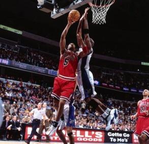 Le contre de Jordan sur Mercer @ SI