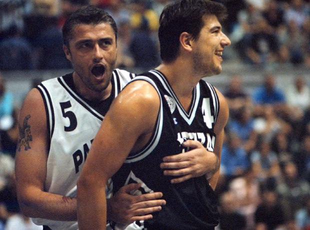 Predrag Danilovic - Partizan Belgrade (c) Tumblr