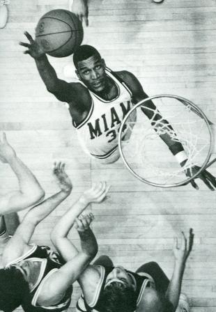 Ron Harper (c) Miami Redhawks – Miamialumorg