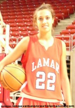 Tamara Abalde - Lamar Cardinals (c) dedeporte.es