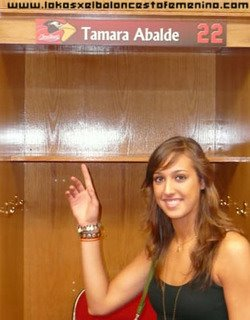 Tamara Abalde - Lamar Cardinals (c) DR
