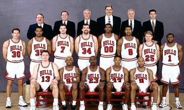 1996-1997 bulls