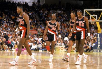 Portland Trail Blazers 1991