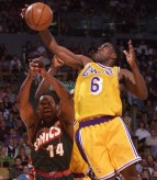 Eddie Jones - Lakers 1998