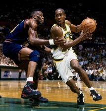 Payton - Mutombo - 1994 playoffs