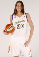 Kayte Christensen - Phoenix Mercury (c) Getty