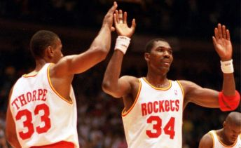 Houston Rockets 1993-1994