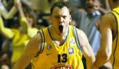 Sarunas Jasikevicius - Maccabi Tel Aviv (c) 15min it