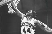 David Thompson Sonics 1982-1983