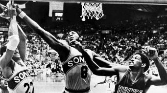 Sonics - Bucks playoffs 1980