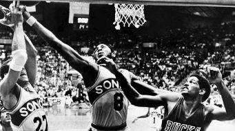Sonics - Bucks playoffs 1980