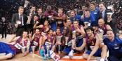 Barcelone champion Euroligue 2010 (c) Euroleague.net