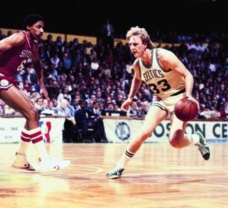Larry Bird - Julius Erving 1981 playoffs