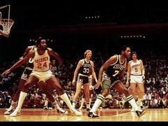 Boston - Houston NBA Finals 1981 G6