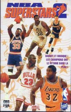 NBA Superstars 2 - VHS