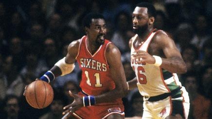 Sixers Bucks 1981 playoffs Bob Lanier