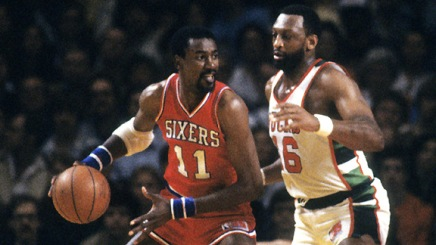 Sixers Bucks 1981 playoffs Bob Lanier