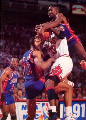 Pistons Bulls 1989 Jordan Rules