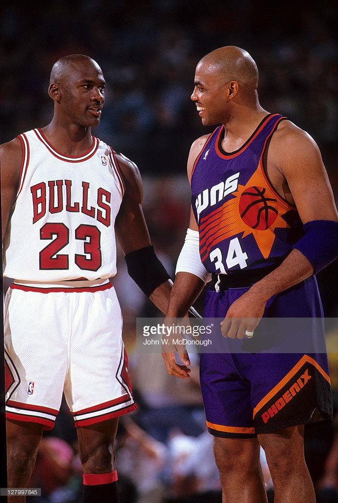 Finale NBA 1993 : les 4 matchs consécutifs à plus de 40