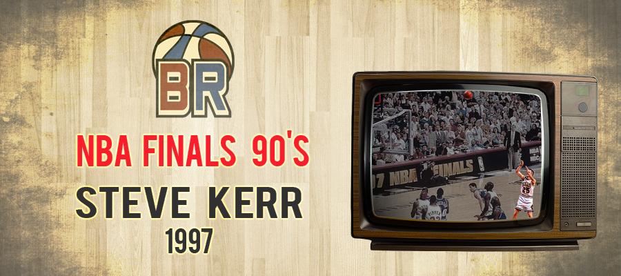 NBAFinals90-Steve-Kerr