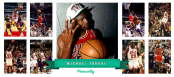 Vinesanity Michael Jordan Finals