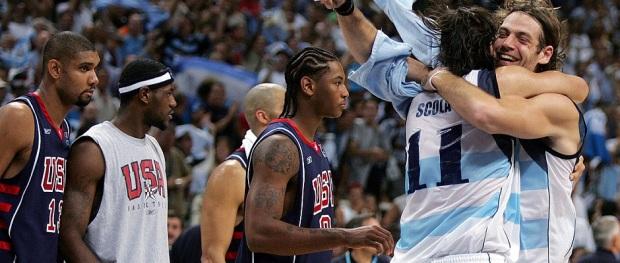 Argentine - USA 2004