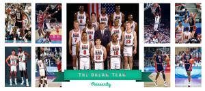 bandeau Dream team