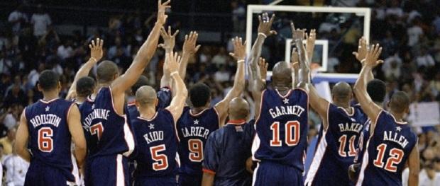 Team USA 2000 - Clutch23