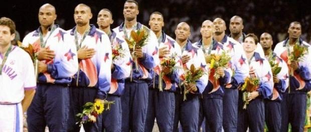 Dream Team 3 - Atlanta 1996 Team USA