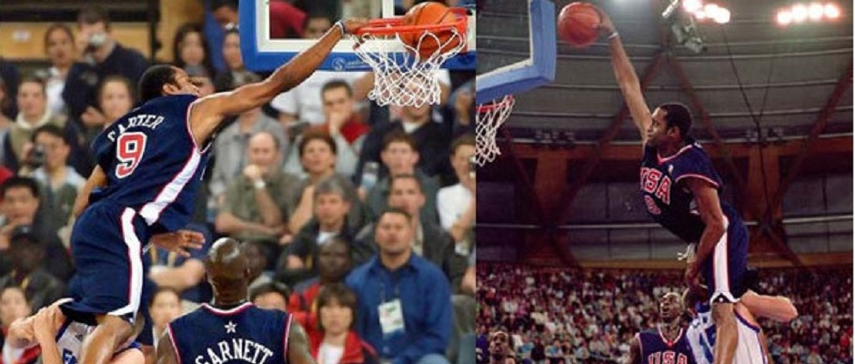 Vince Carter Fred Weis2000